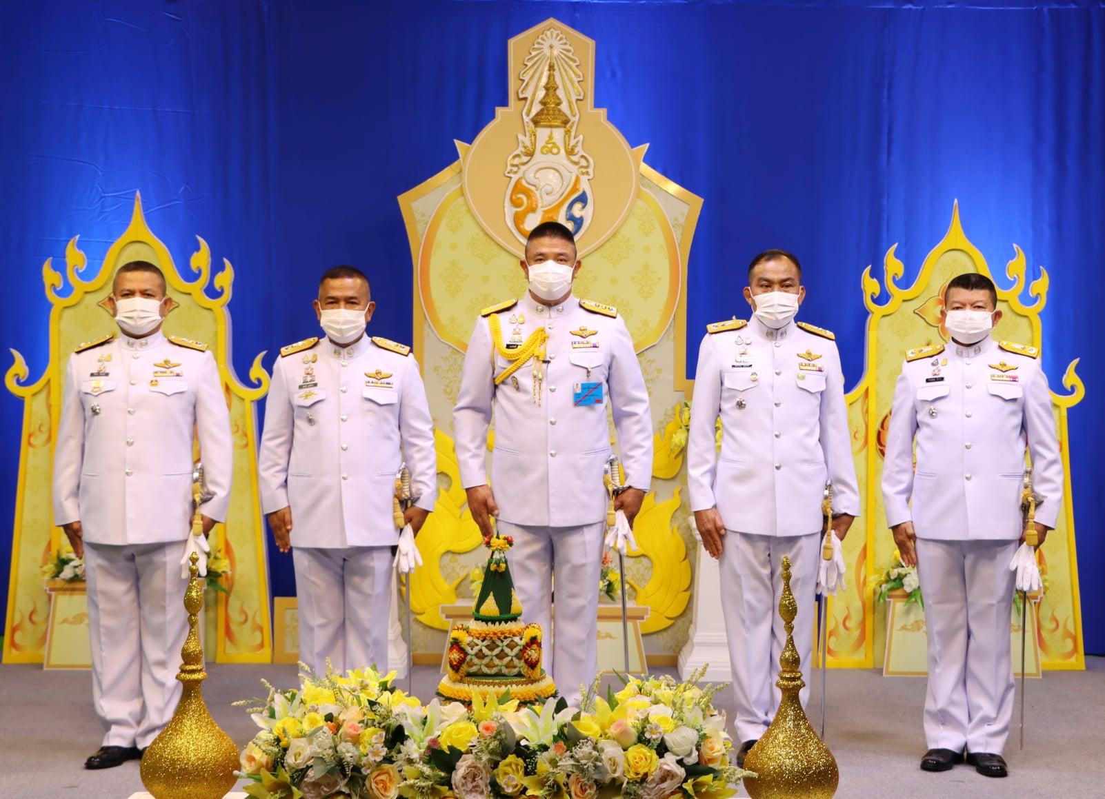 พล.ต.ท.รณศิลป์ ภู่สาระ ผบช.ภ.9 ร่วมบันทึกเทปถวายพระพรชัยมงคล พระบาทสมเด็จพระปรเมนทรรามาธิบดีศรีสินทรมหาวชิราลงกรณฯ